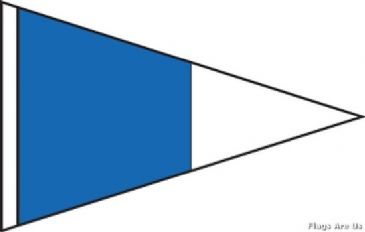 Second (2nd) Sub Code Signal Pennant